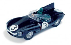 Jaguar D-Type Bueb-Flockhart #3 Winner Le Mans 1957