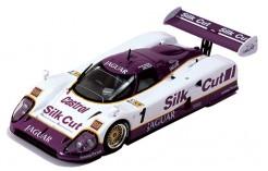 Jaguar XJR12 M. Brundle-A. Ferte-D. Leslie #1 Le Mans 1990