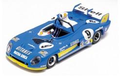 Matra MS670B J-P. Jabouille-F. Migault #9 3rd Le Mans 1974