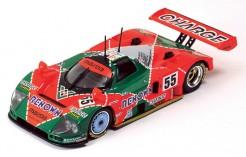 "MAZDA 787B ""Renown""Weidler-Herbert-Gachot #55 Winner Le Mans 1991"