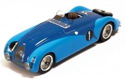 Bugatti 57G R. Labric-P. Veyron #1 Le Mans 1937