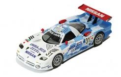 """NISSAN R390 GT1 """"Unisia Jecs"""" E.Comas-J.Lammers-A.Montermini #31 Le Mans 1998"""