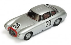 Mercedes 300 Sl #20 T. Helfrich-N. Niedermayer 2nd Le Mans 1952