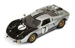 Ford MKII #7 G. Hill-B. Muir Le Mans 1966