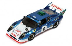Ford MKII #8 J. Whitemore-F. Gardner Le Mans 1966