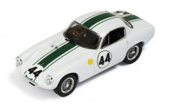 Lotus Elite #44 D. Hobbs-F. Garner Winner Class Le Mans 1962