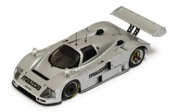Mazda 787B Test Version 1991 Silver
