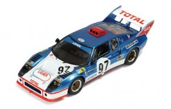 Ligier JS2 (Maserati) #97 J-P. Beltoise-J-P. Jarier Le Mans 1975 (airscoop & rear Light different)