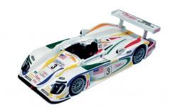 "AUDI R8 ""CHAMPION RACING"" #3 J.Herbert - R.Kelleners - D.Theys Le Mans 2001"