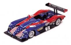 Panoz Lmp Evo D. Brabham-J. Magnussen-B. Herta #11 Le Mans 2002