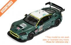 Aston Martin DBR9 #009 D. Brabham-R. Rydell-D. Turner Le Mans 2007 (Winner GT1 Class)