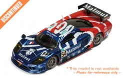 Saleen S7R #54 L. Groppi-N. Prost-J-P. Belloc Le Mans 2007