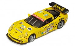 Corvette C6R #63 J. O'Connell-J. Magnussen-R. Fellow Le Mans 2007