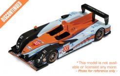 Aston Martin Amr-One #007 S. Mucke - D. Turner - C. Klien LMP1 Le Mans 2011