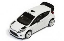 Ford Fiesta RS WRC Rally Specs (Tarmac Wheels & Tyres) - All White