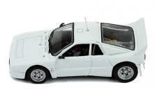 LANCIA 037 RALLY EVO 1985 Rally Spec - All white  (2 set of wheels and tyres)