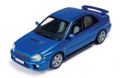Subaru Impreza 2. 0 WRX 2000 LHD Metallic Blue