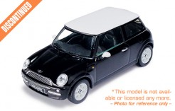 New Mini Cooper 2000 Black (with White Roof
