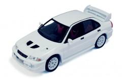 Mitsubishi Lancer Evo VI 5 Roadcar White
