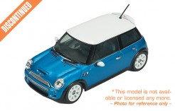 Mini Cooper S 2002 Metallic Blue