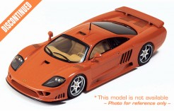 Saleen S7R Metallic Orange