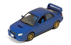Subaru Impreza STI Metallic Blue (New Front Face List)
