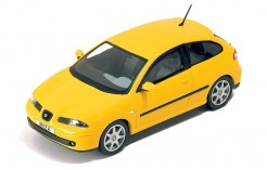 Seat Ibiza TDI 2002 Yellow