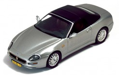 Maserati Spyder Cambiocorsa 2003 Closed Convertible Silver (with Red interior)