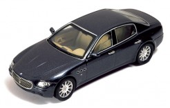 Maserati Quattroporte 2004 Acquamarina (with Tobacco interior)
