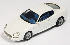 Maserati Coupe Grand Sport 2004 Pearl White