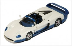 Maserati MC12 Road Version Open - Pearl White - Blue
