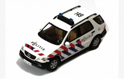 Mercedes M-Klasse 2003 Dutch Police