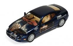 Maserati Coupe Cambiocorsa 2002 Blue (Maserati 90th Anniversary - Fall of Berlim Wall 1989)