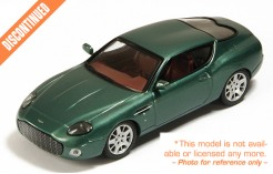 Aston Martin Db7 Zagato British Racing Green