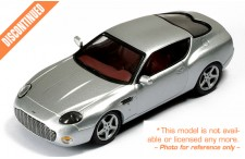 Aston Martin DB7 Zagato 2004 Silver (2nd Version)