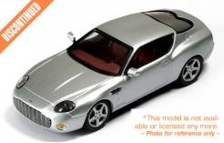 Aston Martin DB7 Zagato 2004 Silver (2nd Version)