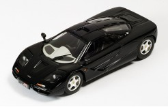 McLaren F1 GTR1996 Black (with Grey & Black interiors)