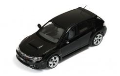 Subaru Impreza WRX STI 2008 Black Pearl