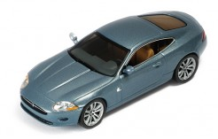 Jaguar XK Coupe 2005 Blue Zircon