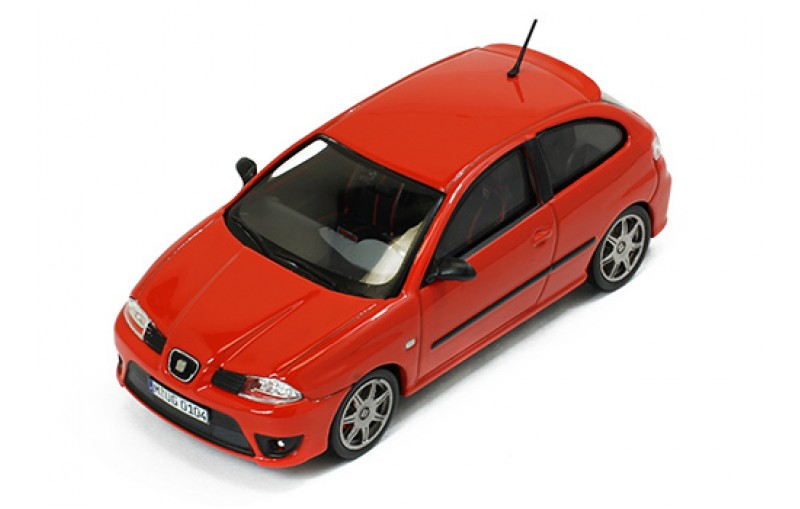 seat ibiza cupra tdi 2006 red. Black Bedroom Furniture Sets. Home Design Ideas