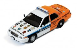 Ford Crown Victoria (Police Interceptor) - Arlington Police