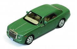 Rolls-Royce Phantom Coupe 2008 Metallic Green (Beige interior) Arab License Plate