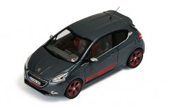Peugeot 208 GTI 2013 Metallic Grey (Le Mans Edition)