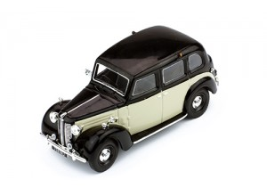 AUSTIN FX3 1954 Black and Beige