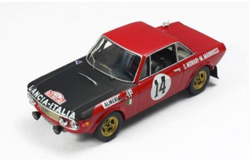 Lancia Fulvia HF1600 S. Munari-M. Manucci Winner Monte Carlo Rallye 1972