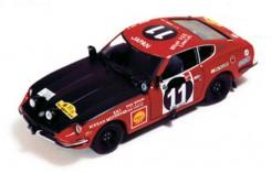 Datsun 240z E. Herrmann-H. Schuller Winner Safari Rally 1971