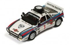 Lancia 037 Rally Evo #17 M. Alen-I. Kivimaki Safari Rally 1984