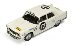 Peugeot 404 #17 N. Nowicky-P. Cliff Winner Rally Safari 1968