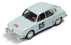 Renault Dauphine #65 G. Monraisse-J. Feret Winner Rally Monte Carlo 1958