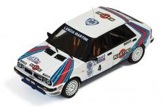 Lancia Delta HF 4WD #4 J.Kankkunen-J.Piironen Winner Rac Rally 1987 (World Champion)